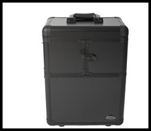 DHL Free Shipping Professional Cosmetic Case Trolley Cosmetic box