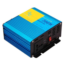 pure sine wave power inverter 300W DC 24V to AC 220V CE proved inverter with USB port car inverter converter 50HZ