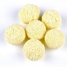 10pcs Ceramic Porous Bio Ball Filter Media Nitrifying Bacteria Buidling House Aquarium Accessories For Fish Tank Water Cleaning