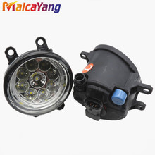 Fog Lights For Polo Left + right car-styling For TOYOTA Camry sedan XV4 2007-2011