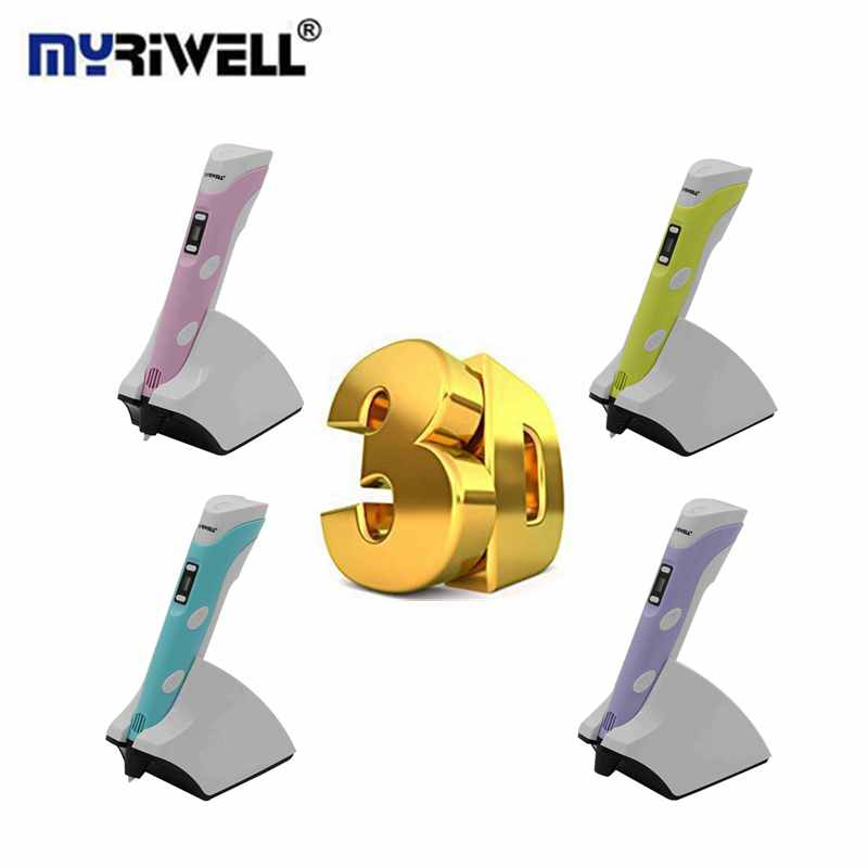 Myriwell Factory Outlet 3D Pen compatible PCL/PLA ...