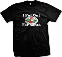 Buy Cotton Cool Design 3D Tee Shirts Put Santa Cookies Sexual Christmas Holiday Funny Mens T-shirt