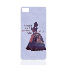 19081 Cinderella Quotes About A Dream cell phone Cover Case for BQ Aquaris M5 for ZUK Z1 FOR GOOGLE nexus 6
