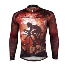 Buy Paladin 2017 pro team Racing Sport Cycling Jersey Long Sleeve Men Autumn mtb Bike Jersey Outdoor Riding Bicycle Cycling Clothing for $19.99 in AliExpress store