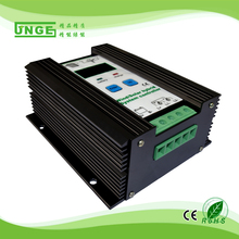 JNGE Power Free Shipping by UPS 300w-1200w Wind Solar Hybird Controller 12/24v auto Intelligent Hybrid Charge Controller(China)