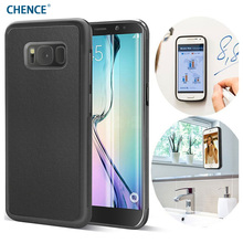 Anti Gravity Case For iPhone 6 6s Plus 7 7 Plus 5 5s SE Case Selfie Hybrid Magical Nano Sticky Anti gravity Cover Cas
