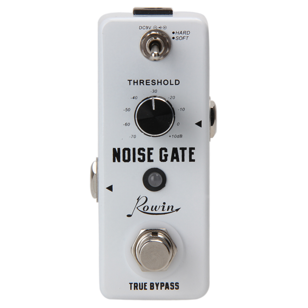 Guitar Effect Pedal Donner Noise Killer Guitar Noise Gate Suppressor Portable Guitar violao Effects Accessory pedal de guitarra <br><br>Aliexpress