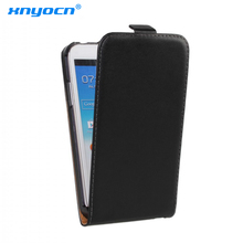 Note2 New Retro Luxury Flip Leather Case for Samsung Galaxy Note 2 N7100 Mobile Phone Bags Cover Pouch for Samsung Galaxy Note 2(China)