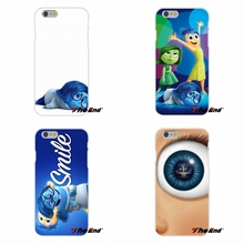 For Samsung Galaxy S3 S4 S5 MINI S6 S7 edge S8 Plus Note 2 3 4 5 Soft Silicone Case Joy and Sadness Inside Out Cartoon