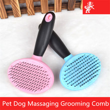 Pet Dog Cat Massaging Grooming Shedding Comb Brush High Quality Pet Dog Comb Dog Bones Grooming Brush Pets Cat Hair Clean