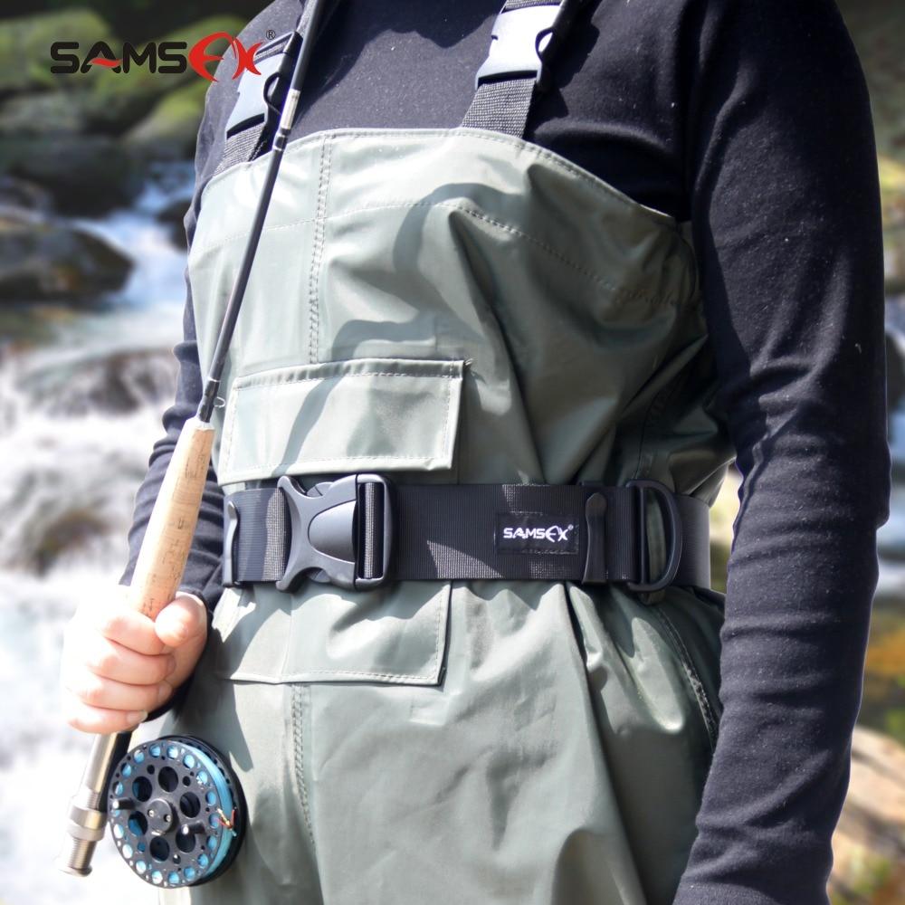 F Aventik Fishing Wading Belt 3.15in Wide Adjustable Wader Belt
