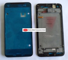 ESC Front LCD Housing Middle Faceplate Frame Bezel For HTC SMALL Butterfly Droid DNA X920e(China)