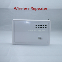 PB-205R wireless long range signal transmitter wireless signal repeater for Focus wireless home security alarm system