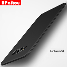 UPaitou Case For Samsung Galaxy S8 Plus S7 S6 Edge Plus Note 8 C9 Pro C10 Case Ultra Thin TPU Silicone Cover for S8 S8Plus Case