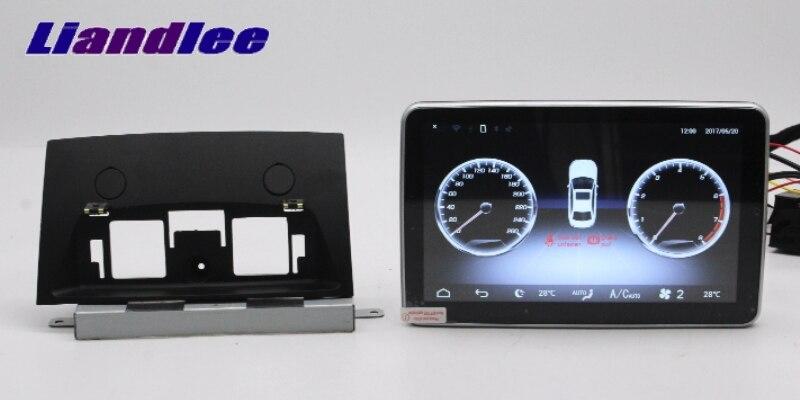 Liandlee Car Multimedia Player NAVI For Mercedes-Benz MB ML GLE M Class W166 2011~ 2017 Car Radio Stereo GPS Navigation 20