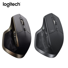 Logitech MX Master 2S Wireless Bluetooth Computer Mouse Dual Mode Unifying FLOW mouse Cross-Computer Control Home business mouse