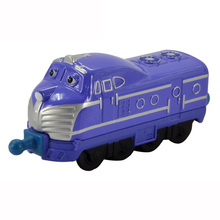 100% original!!! Learning Curve Chuggington Diecast Train Toy HARRISON T6 (purple) free shipping
