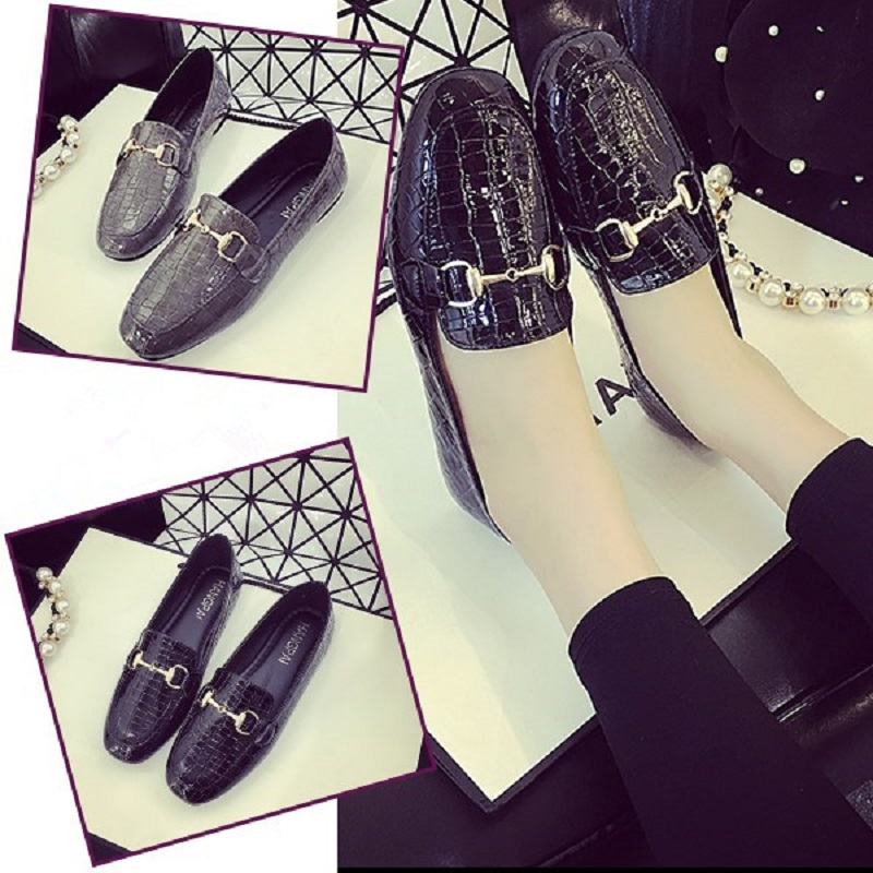 Free Shipping New brand Womens Flat Shoes 2016 Top Selling Comfortable Circle feet Casual shoes High Quality Womens Falt Shoes<br><br>Aliexpress