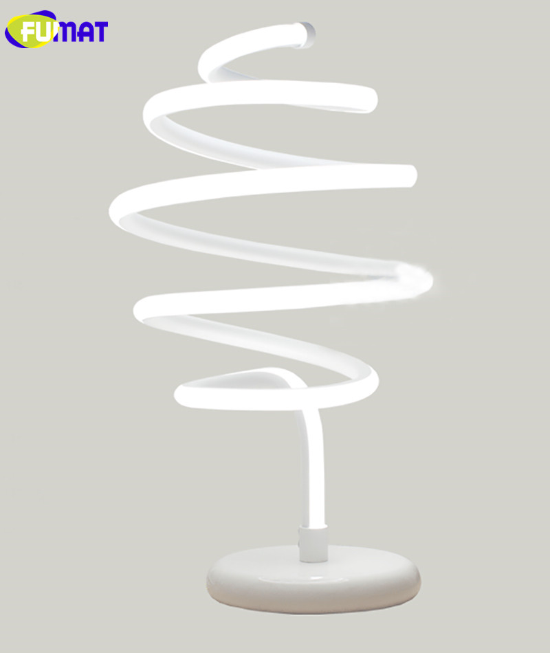 Honeycomb Spiral Table Lamp 15