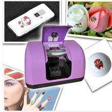 New Multi-function Digital Printing Machine For Nails, Golf Balls, Flowers, Phones(China)