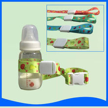 Security Practical Baby bottles Fall Prevention Strap Rope Baby Bottle Anti-lost Belt Fruit Series Hot Polyester T0211(China)