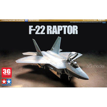 1/72 F-22 Stealth Fighter Model Aircraft Assembly 60763(China)