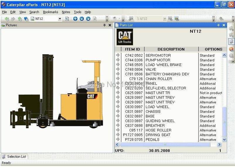CAT Forklift LinkOne 2017<br><br>Aliexpress