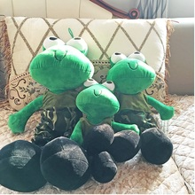 40cm 50cm 2016 new Kermit plush frog toys  doll animal Kermit Toy plush frog doll holiday gift free shipping