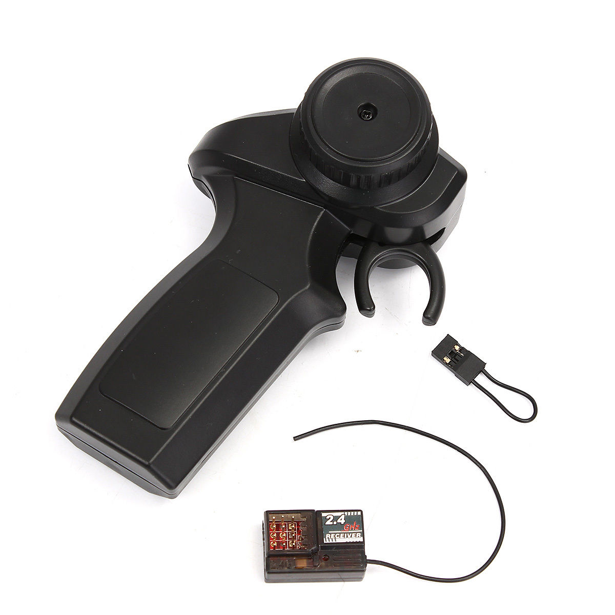 New Arrival Black 2.4GHz Skateboard Mini Controller With Receiver Transmitter For Electric Skateboard Accessories<br>