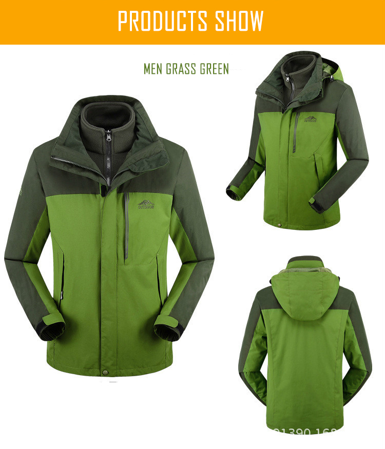MX-HLZ80029 men and Women fashion warm casual fleece   (3)