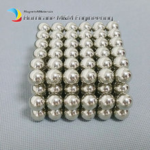 48pcs Diameter 12 mm Magic Bucky balls Neodymium Toy Cubes Magic Puzzles Toy Sphere Magnets Magnetic Bucky Balls(China)
