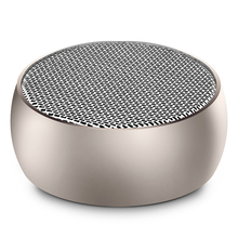 SHIDU T5 Bluetooth Speaker Mini Wireless Portable Card Small Audio Phone Notebook Speaker Subwoofer Metal
