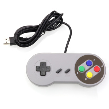 USB Controller Gaming Joystick Gamepad Controller for Nintendo SNES Game pad for Windows PC MAC Computer Control Joystick