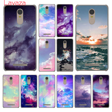 Lavaza clouds rt cute kawaii sky space Case for Xiaomi Mi 6 5 5s mi6 mi5 mi5s Plus Redmi 3 3S 4 4X 4A Pro Prime Note 2 3 Pro(China)