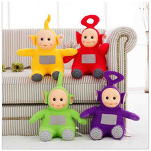 Hot Teletubbies Laa-Laa Po  Winky Dipsy Plush Toys Stuffed Doll