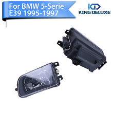 2x For BMW E39 Z3 528i 540i 1997 1998 1999 2000 Front Bumper Clear Lens Driving Fog Lights Lamps LightHouse Car Accessory #P85