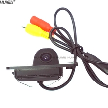 wire wireless  HD  Car Reverse Rear View Backup Camera for SONY/CCD 02-11 Audi A4(B6/B7/B8) parking camera wide angle