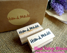 24Pcs- Small Hand Made Design Wood+Rubber Stamp, Cute DIY Gift Stamp, Decoration Stamp for Handmade gift(Hong Kong,China)