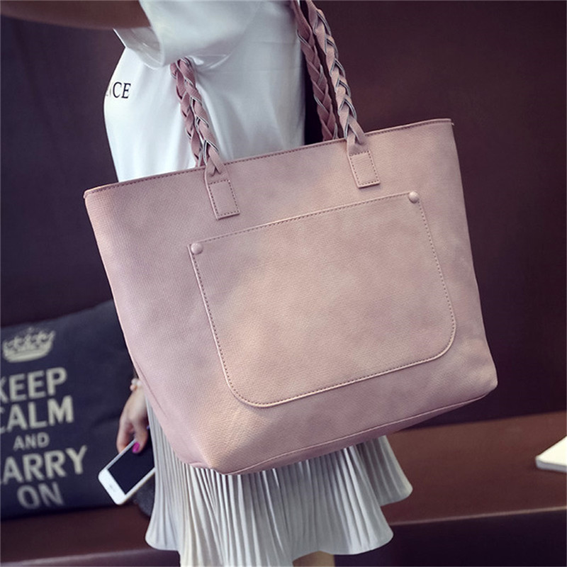 Brief Shoulder Bags Large capacity luxury handbags women Fashion Women Bag Totes Women PU Leather Handbag SS0011<br><br>Aliexpress