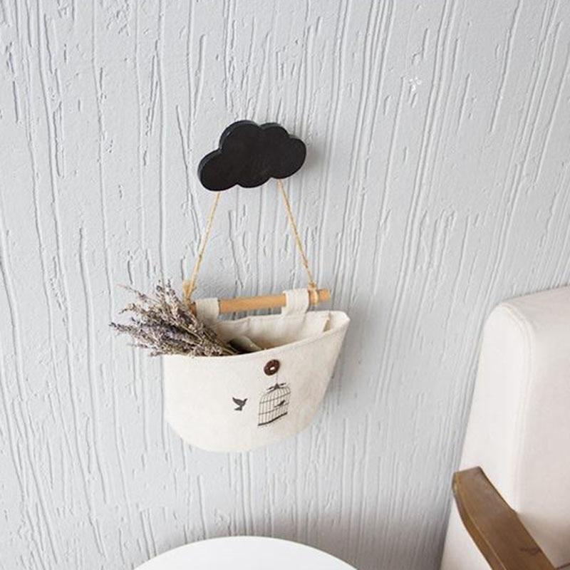 Popular-1-Bunny-Beard-Cloud-Wall-mounted-Hooks-DIY-Wooden-Hanger-Wall-Decoration-Kids-Room-Supplies