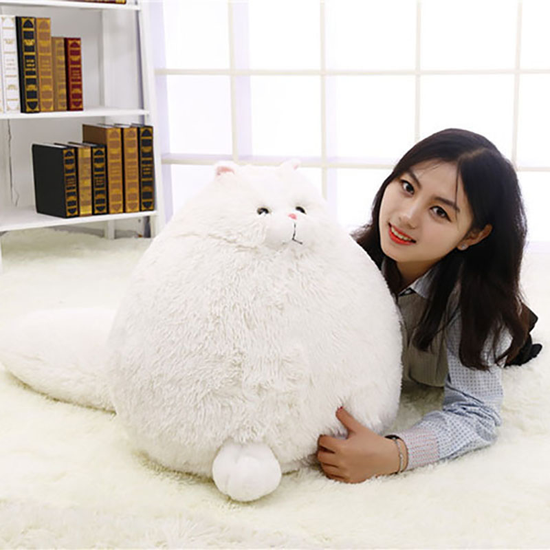 Fat Pet Cats Persian Cat Toys Pembroke Pillow Plus...