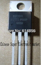 10PCS IRF3205 Power MOSFET TRANSISTOR TO-220 is made in china
