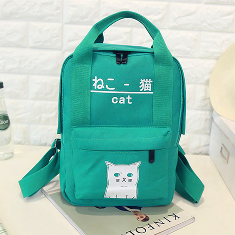 Kpop Real Backpack  New Japanese For School Luminous Rucksack Female College Wind Bag Couple Mackerel Backpack backpack kids<br><br>Aliexpress