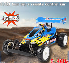 Buy New FC082 rc racing car buggy 2.4G 1/10 30-40km/h 4WD Off-Road High speed electronic remote control Monster Truck vs K949 for $136.50 in AliExpress store