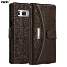 Case for Samsung Galaxy Note 8 SMN950F Project Baikal Great Project Phone Bags Cases Quality Picks 6.32 Inch Wallet Cover IDOOLS(China)