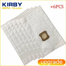 6pcs/lot Kirby Vacuum Cleaner Hoover Dust Bags To Fit SYNTHETIC G3 G4 G5 G6 G7 2001 DIAMOND SENTRIA 2000 HOT sale in Russian