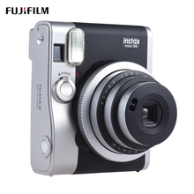 Fujifilm Instax Mini 90 Neo Classic Instant Camera LCD Photo Film Camera Macro Photography Double Exposure Shutter Timed Selfie(China)