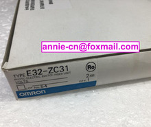 E32-ZC31, E32-D211  2M  New and original  OMRON  PHOTOELECTRIC SWITCH FIBER UNIT