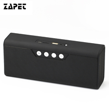 Buy ZAPET Portable Wireless Stereo Bluetooth Speaker Outdoor sports 10W Power bank 3000mAh TF Super Bass Sound Box Boombox Subwoofer for $16.36 in AliExpress store
