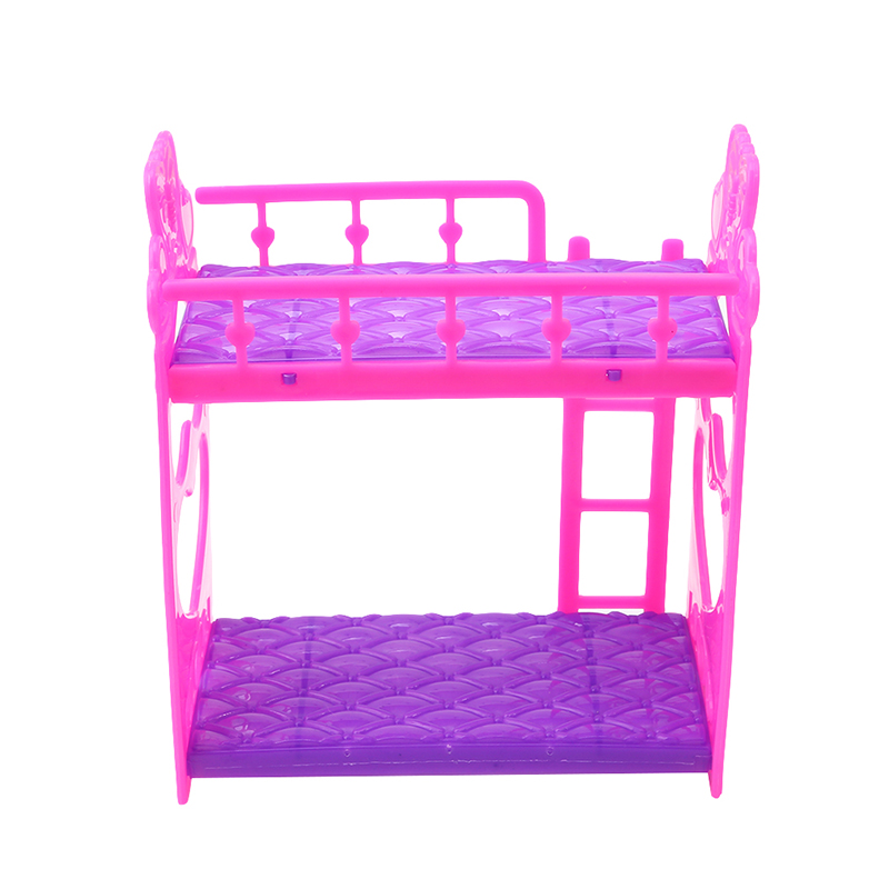 Baby Girls Gift Mini Dolls House Toy Darling Doll Furniture For
